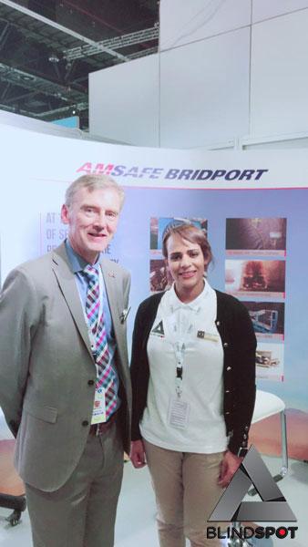 BlindSpot-Oman with AmSafe Bridport-UK