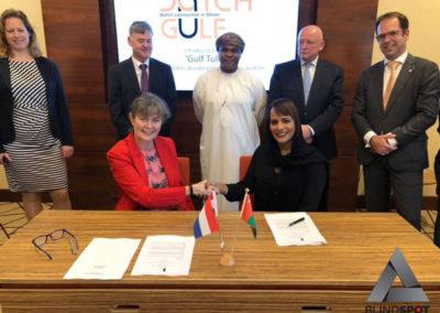 Dutch-Omani Public-Private Partnership with BlindSpot-01